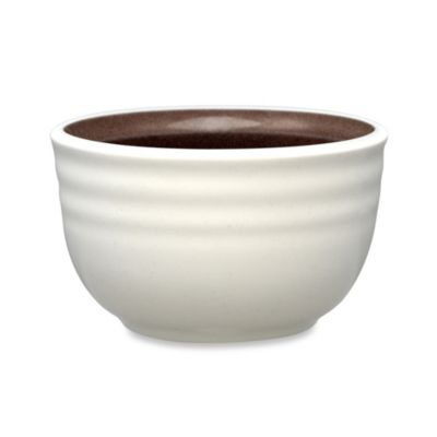 Noritake® Colorvara Small Bowl in Chocolate