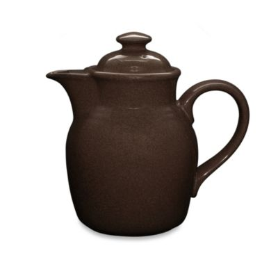 Noritake® Colorvara 42-Ounce Coffee/Tea Server in Chocolate