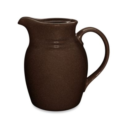 Noritake® Colorvara Pitcher in Chocolate