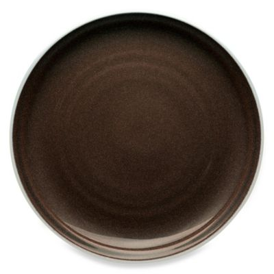 Noritake® Colorvara Dinner Plate in Chocolate