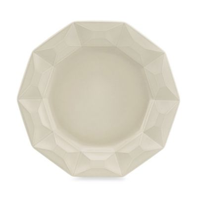 Lenox® kate spade new york Castle Peak Hazelnut 9-Inch Accent Plate