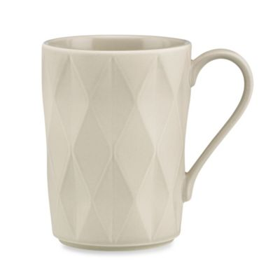 Lenox® kate spade new york Castle Peak Hazelnut 12-Ounce Mug
