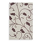 Rugs America Millennium Rug in Mirage White