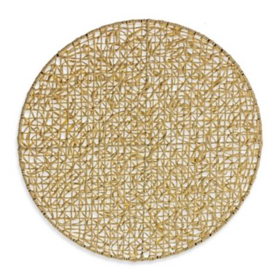 Seagrass Braided Round Placemat