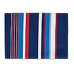 Cabana Stripe Indoor/Outdoor Multicolor Placemat