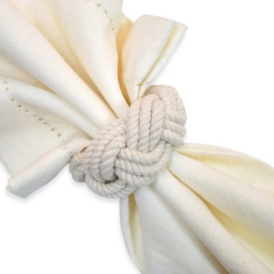 Cotton Napkins Rings