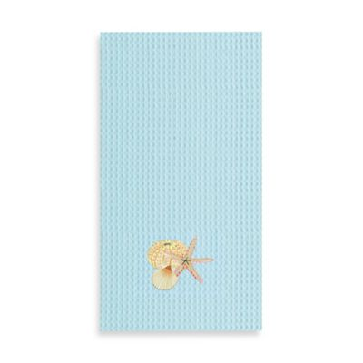 Shell Kitchen Towel