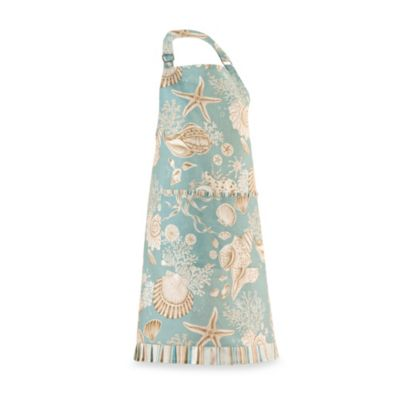 Natural Shells Apron