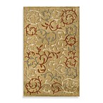 Rugs America Pacific Rug in Beige Harvest