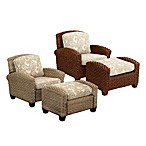Home Styles Cabana Banana II Chair and Ottoman