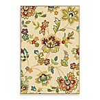 Orian Veranda Collection Walters Rug Collection in White