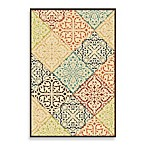 Orina Veranda Collection Whitten Rug in Multi-Color