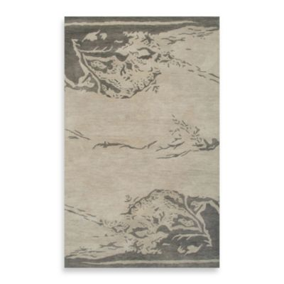 Highland 5-Foot x 8-Foot Rug in Beige