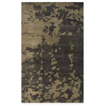 Highland 5-Foot x 8-Foot Rug in Brown/Beige