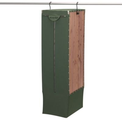 Design Trend Cedar Stow Garment Hanging Storage Unit