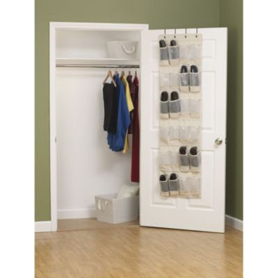 Shoe Storage On The Door