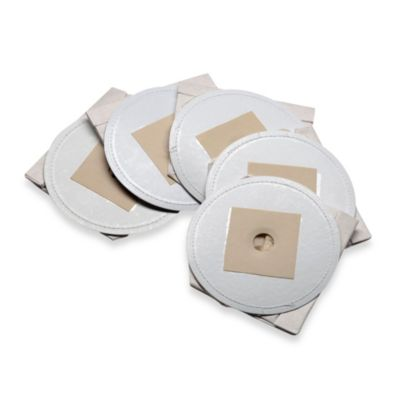 Metro Vacuum 5-Count Pack 3-Ply Disposable Vacuum Bags