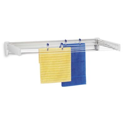 Leifheit Telefix 100 Wall Mount Drying Rack