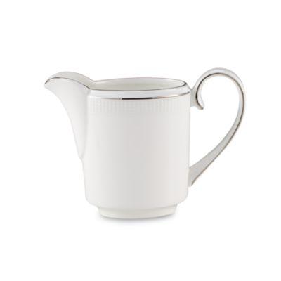Vera Wang Wedgwood® Blanc Sur Blanc Creamer