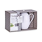 Tazo® Awake™ English Breakfast Tea and Teapot Gift Set in Brown