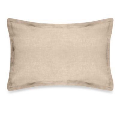 Gotham Boudoir Toss Pillow in 100% Linen