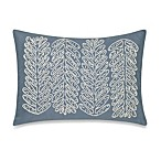 Barbara Barry® Sea Leaves Boudoir Toss Pillow