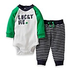 Carter's® Lucky Me 2-Piece Bodysuit and Pant Set