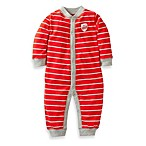 Carter's® Most Eligible Bachelor 1-Piece Coverall in Red/Grey Stripe