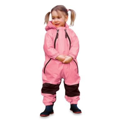 Tuffo Muddy Buddy Rain Suit in Pink