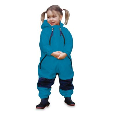 Tuffo Muddy Buddy Size 3T Rain Suit in Blue
