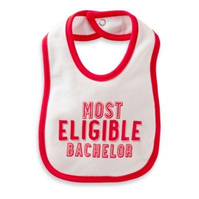 Carter's® Most Eligible Bachelor Bib
