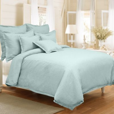 Veratex Gotham European Pillow Sham in Mineral