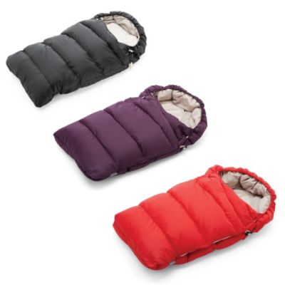 Stokke® Down Sleeping Bag in Nougat Melange