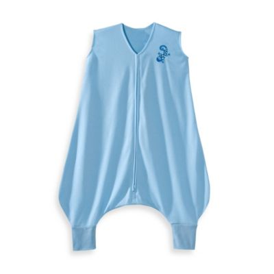 HALO® SleepSack® Medium Early Walker Lightweight Knit in Blue Gecko