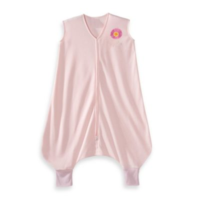 HALO® Sleepsack® Early Walker Lightweight Knit in Pink Flower