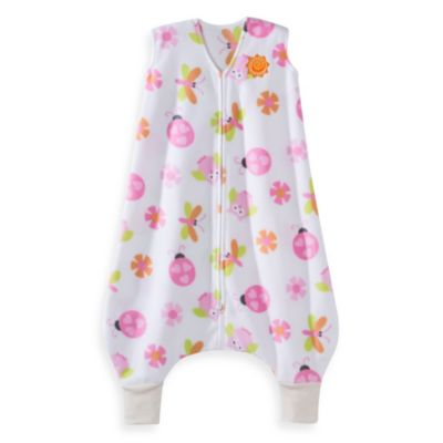 HALO® Sleepsack® Early Walker in Pink Ladybug