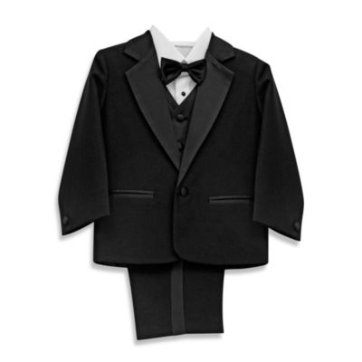 Haddad Brothers 5-Piece Special Occasion Size 2T Tuxedo Formal Wear