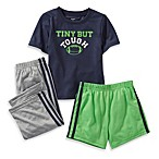 Carter's® Tiny But Tough Set 3-Piece PJ Set