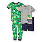 Carter's® Haul Truck 4-Piece Pajama Set
