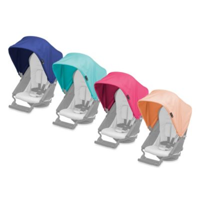 Orbit BabyR G3 Stroller Base ORB875100G in Grey > Orbit Baby® G3 Sunshade ORB714009 in Teal