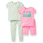 Carter's® Heart to Dream 4-Piece Pajama Set