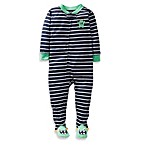 Carter's® Lil Monster PJs in Navy
