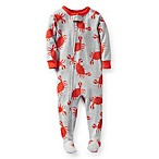 Carter's® Crab PJs in Grey