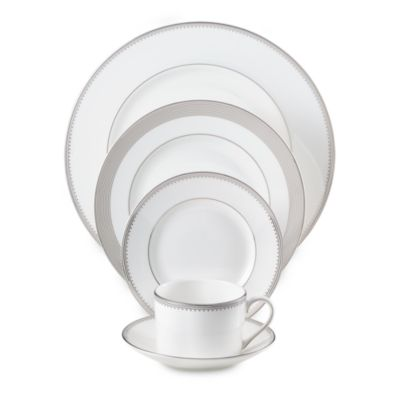 Vera Wang Wedgwood® Grosgrain 5-Piece Place Setting