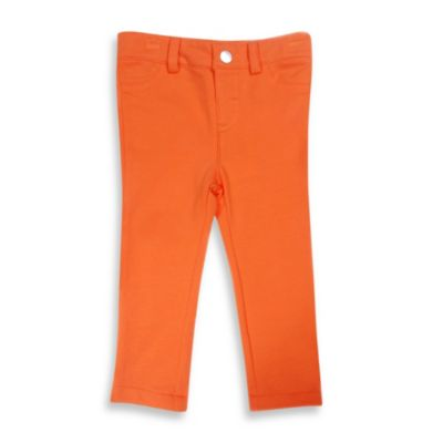 Marimekko® Girls Infant/Toddler Leggings in Orange