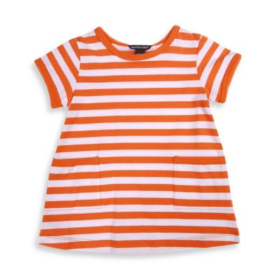 Marimekko Infant/Toddler Jumper in Orange Stripe