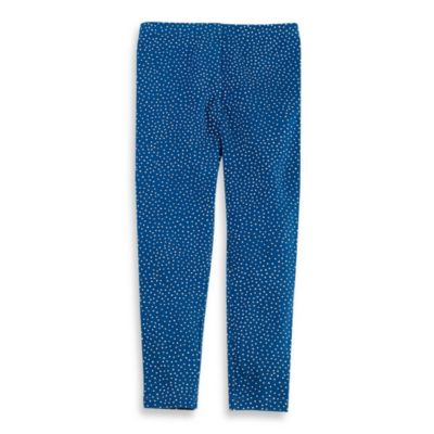 Marimekko® Size 2T Sataa Legging in Swiss Dot/Blue