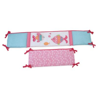 Carter's® Under the Sea 4-Piece Crib Bumper