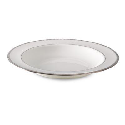 Vera Wang Wedgwood® Grosgrain Pasta Bowl