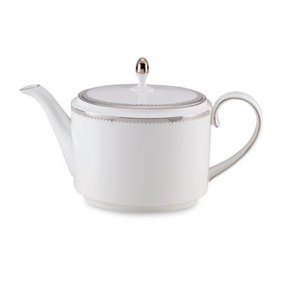 Vera Wang Wedgwood® Grosgrain Teapot